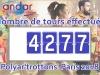 4277 tours